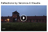 Holocaust Memorial Day - students make short film of Auschwitz visit