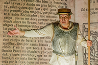 Spanish Firewalk Theatre return with Don Quixote