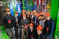 Physics Trip to the Large Hadron Collider