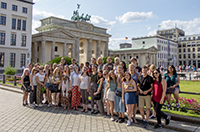 Berlin Diary: History and German language trip