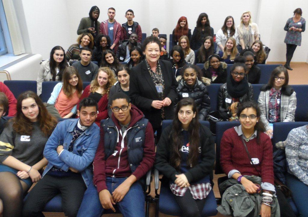 Politics Students Visit Brussels