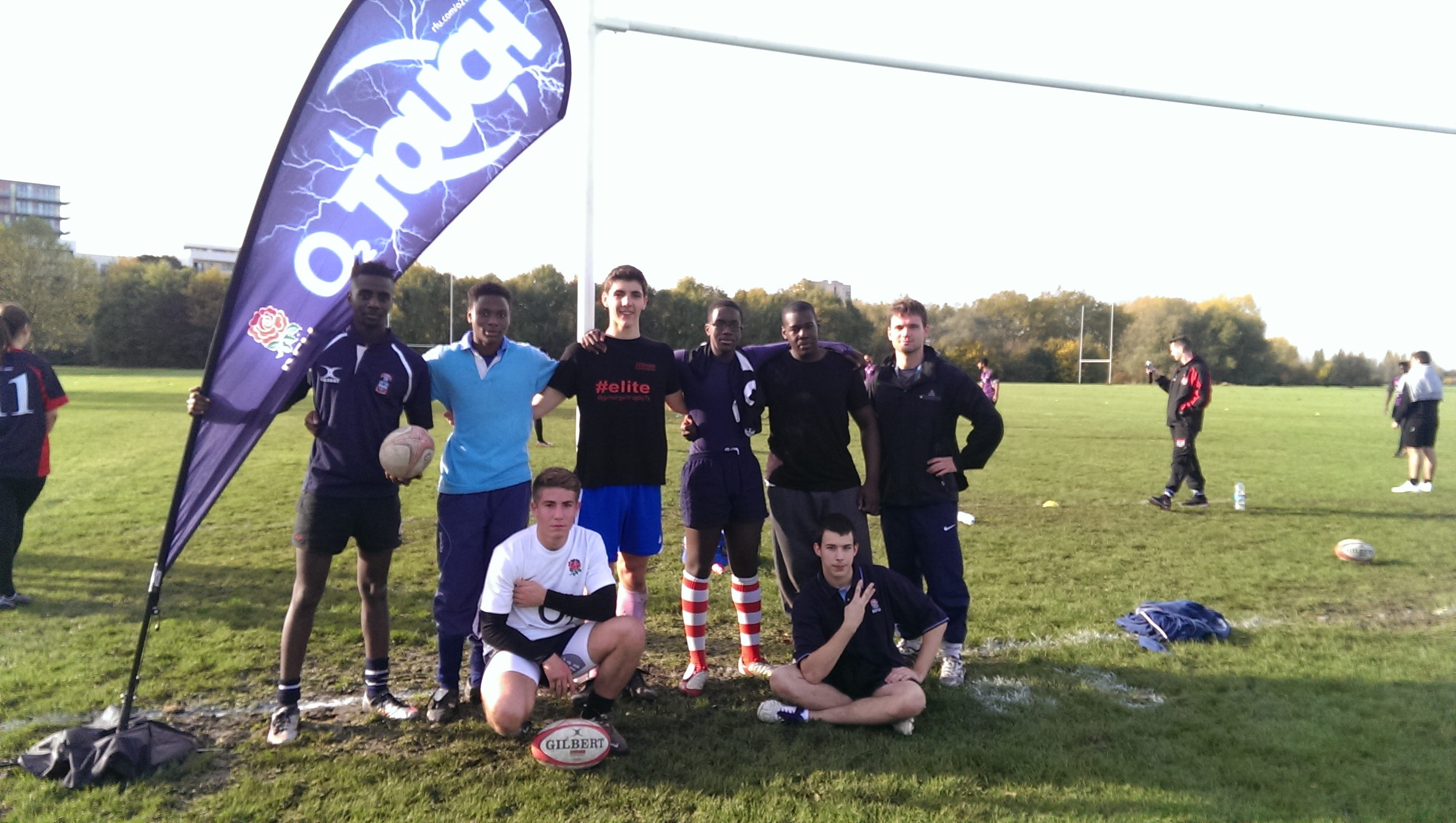 Woodhouse Rugby Team Win College Tournament