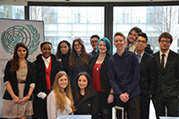 Woodhouse represent Ukraine and China at National Model UN conference