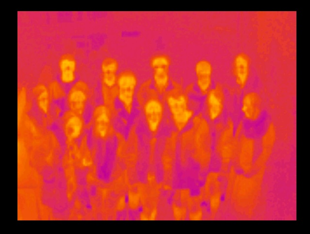 Astronomy Club Infra Red Photo