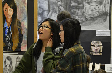 Art Show Draws Acclaim!