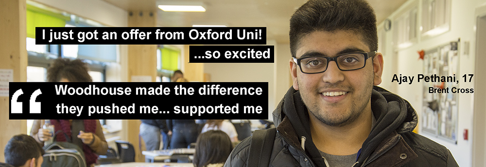 Read more about our Oxbridge success here...