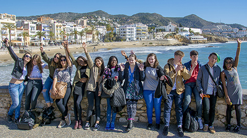 Barcelona 2016 - Spanish exchange trip Pt.1