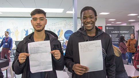 22 to Oxbridge! Our fantastic results day 2019