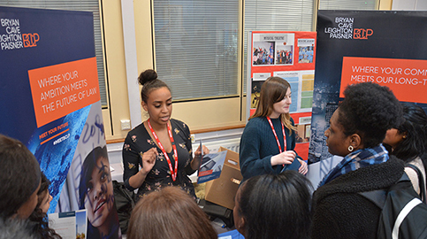 Next Steps Careers Day and Career Fair