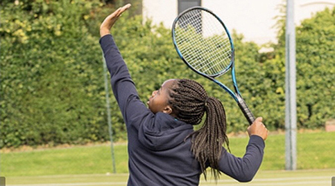 Student aces $200k tennis scholarship in USA